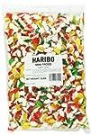 Haribo Gummy Candy, Mini Frogs, 5-Pou…