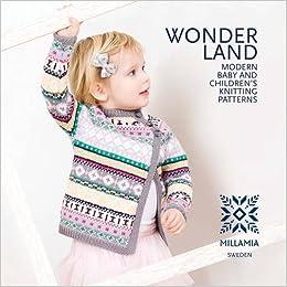 Wonderland: Modern Baby and Childrens Knitting Patterns: Amazon.co.uk: M...
