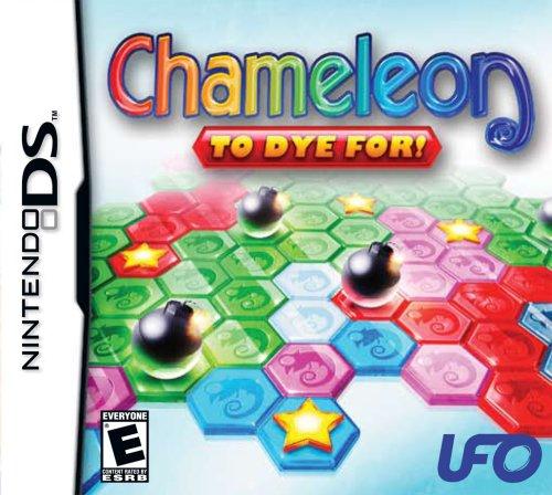 Chameleon: To Dye For - Nintendo DS - 1