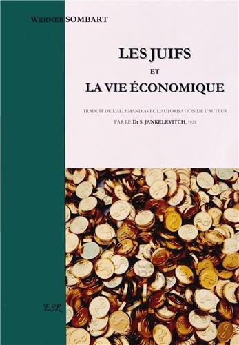 Les Juifs et la vie économique