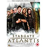 Stargate Atlantis - Season 5 - Complete [DVD]by Amanda Tapping