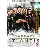 Stargate Atlantis - Season 5 - Complete [DVD]by Amanda Tapping
