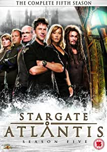 Stargate Atlantis S5 Complete [UK Import]