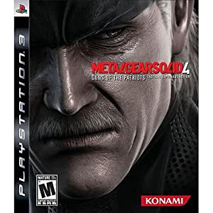 Metal Gear Solid 4: Guns of Patriots for Sony PS3