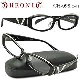 【クロニック メガネ】CHRONIC CH-098 1