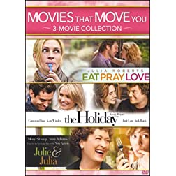 Movies That Move You: Julie & Julia / The Holiday