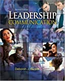 img - for Leadership Communication (2nd, Second Edition) - By Deborah J. Barrett book / textbook / text book