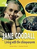 Rigby Star Guided Year 2 Jane Goodall: Lime Level: Living with the Chimps Guided Reading Pack Framework (Starquest) (043307468X) by Goodall, Jane