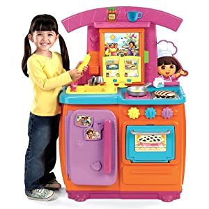 Fisher-Price Dora Fiesta Favorites Kitchen