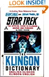 The Star Trek: The Klingon Dictionary
