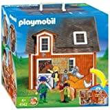 Playmobil - 4142 - ferme transportable