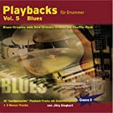 "Playbacks f�r Drummer Vol.5 - Blues - Playalong �bungs-CD f�r Schlagzeugervon ""J�rg Sieghart"""