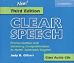 Clear Speech Class Audio CDs (3): Pro...