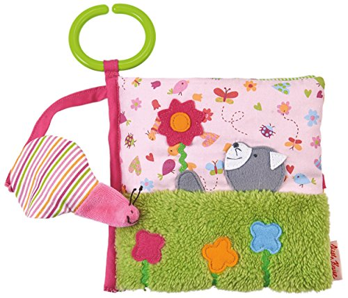 Kathe Kruse - In The Garden - Cat Finger Puppet Activity Book