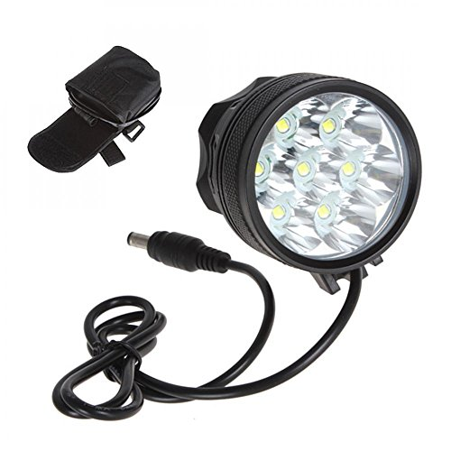Headlights bicycle lights led SecurityIng 3500Lm 7x LBXL T6 LED Bicycle Light Bike Lamp Headlight + Battery bicycle light generator (2011 Ford F150 Halo Headlights compare prices)