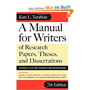Writers of research papers