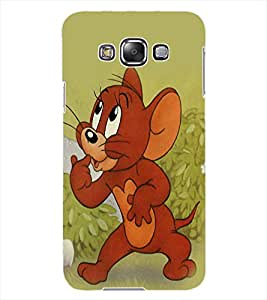 ColourCraft Funny Rat Design Back Case Cover for SAMSUNG GALAXY GRAND MAX G720