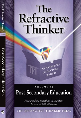 The Refractive Thinker®: Vol VI: Post-Secondary Education: Ch 6: Dr. Gillian Silver & Dr. Cheryl Lentz: The Consumer Learner: Shifts in the Teacher/Student Relationship: Student as Customer