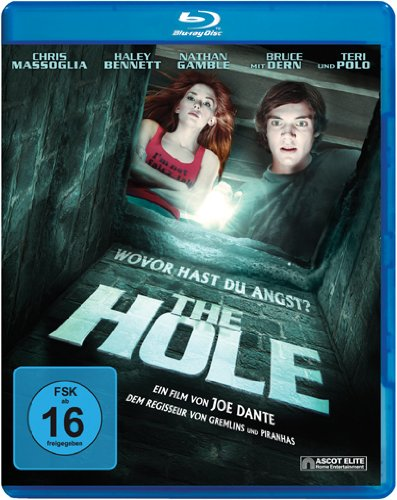 The Hole - Wovor hast Du Angst? [Blu-ray]