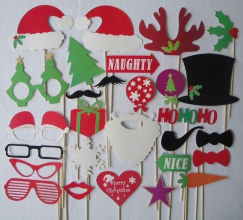 Nulla design christmas eve party accessories 8 piece xmas for Decoracion italiana