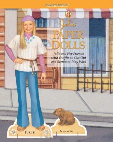 Julie Paper Dolls