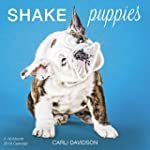 Shake: Puppies Wall Calendar (2016)
