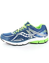 Saucony mens Saucony Mens Phoenix 7 Running Shoes 20219 Blue Silver