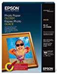 Epson Photo Paper GLOSSY (8.5x11 Inch...
