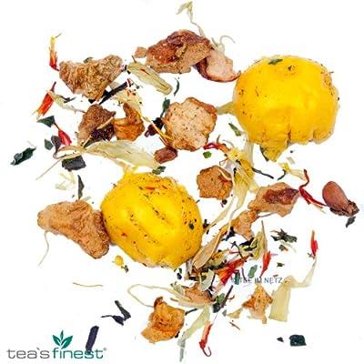 Eistee Orange Ice Cream - Früchtetee- (100 Gramm) von TEE IM NETZ GbR bei Gewürze Shop