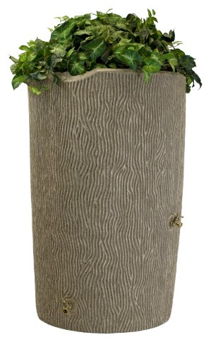 Good-Ideas-Impressions-Tree-Bark-Rain-Barrel-90-Gallon