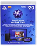 PLAYSTATION LIVE CARDS 20 PSN