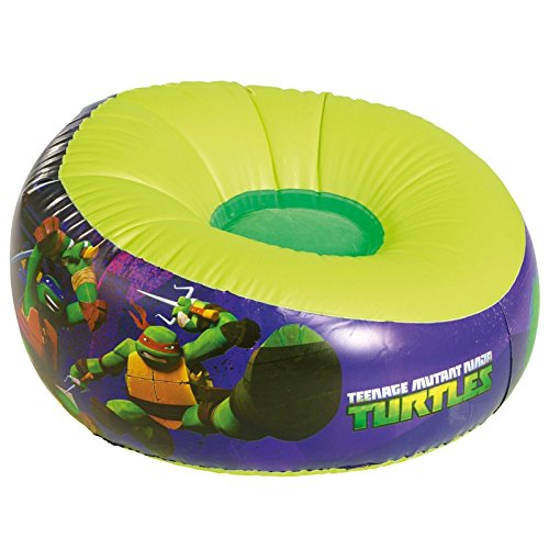 Teenage Mutant Ninja Turtles Inflatable Blow Up Bean Bag Chair Lounger Furniture Chairs Chairs
