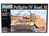 Revell Modellbausatz 03184 - Panzerkampfwagen IV Ausführung H im Maßstab