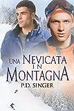 Una nevicata in montagna (Serie Le montagne Vol. 2) (Italian Edition)