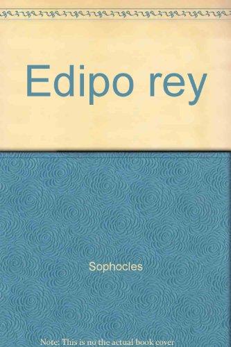 Edipo Rey. Versión rítmica de Agustín García Calvo (3ª ed.)