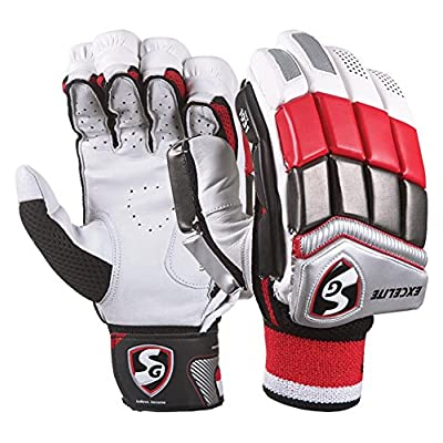 SG Excelite LH Batting Gloves, Men's / Color may vary