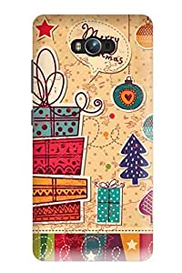 Accedere Printed Back Cover Case for Asus Zenfone Max ZC550KL
