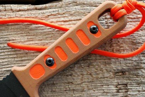 Tops Knives Lite Trekker Hunter Tlt-01 Hunter Orange