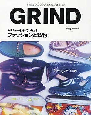 GRIND(グラインド) 2019年 10 月号 [雑誌]
