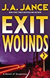 img - for Exit Wounds (Joanna Brady Mysteries Book 11) book / textbook / text book