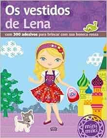 Os Vestidos de Lena (Em Portuguese do Brasil): Vários Autores