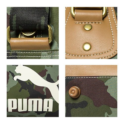 Puma Puma Archive Original Grip Camouflage Bag