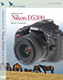 Blue Crane Digital zBC158 Introduction to the Nikon D5300: Basic Controls (White)