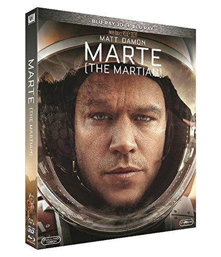 Marte  Blu-Ray 3d + D2 [Blu-ray]