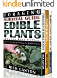 Survival: Prepping: Hunting, Fishing, Foraging, Trapping and Eating Insects: Survival Guide: Box Set: 3 Books In 1 (Prepping To Survive)