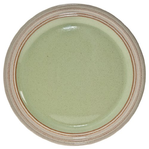 Denby Dessert/Salad Plate, Orchard Green, Set Of 4