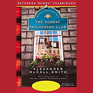 The Sunday Philosophy Club Audiobook