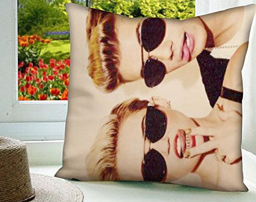 Justin Bieber Pillow Cases front-1055551