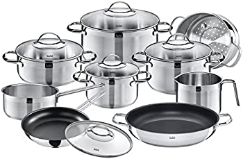 WMF Cookware Silit Achat 14 Piece Induction Cookware Set