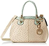 MG Collection Marissa Top Double Handle Doctor Shoulder Bag